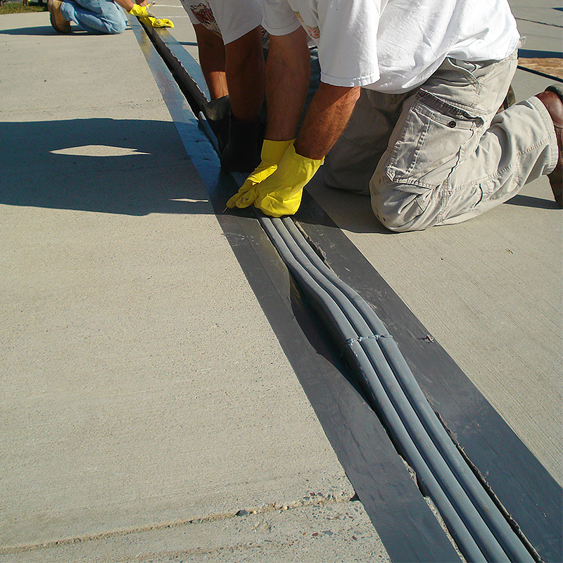 Joining-lengths-of-DSM-System-in-parking-deck-expansion-Joint-EMSEAL